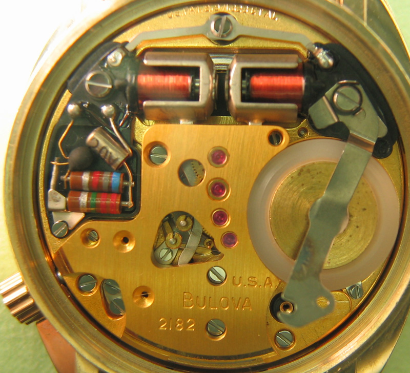 Makszy s view on horology - Accuracy and Development - www.mechanikus.hu -  Bulova 2182. 634c766b36