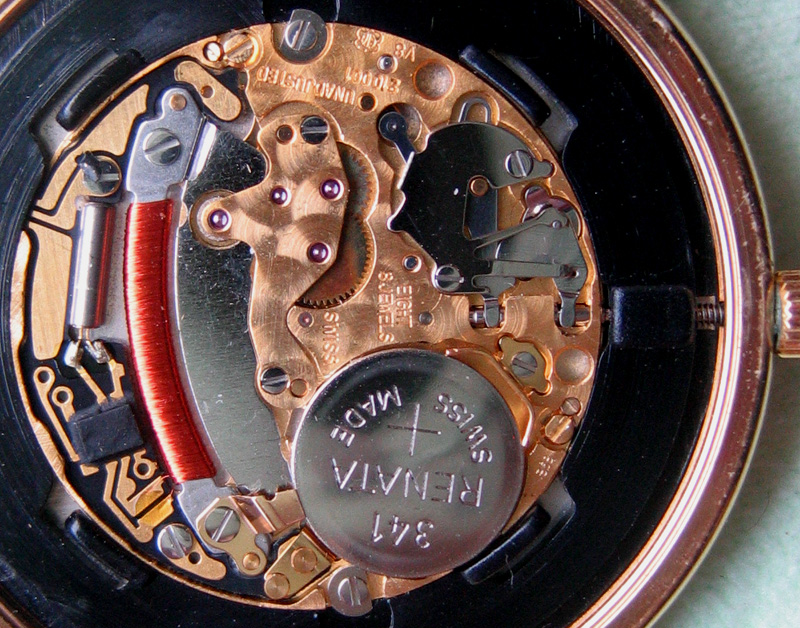 Makszy s view on horology - Accuracy and Development - www.mechanikus.hu -  ETA 210001. d24b8a2e16