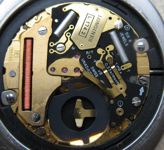 Makszy s view on horology - Accuracy and Development - www.mechanikus.hu -  ETA 255.561 - Photo (C) 6c3e4a2b2a