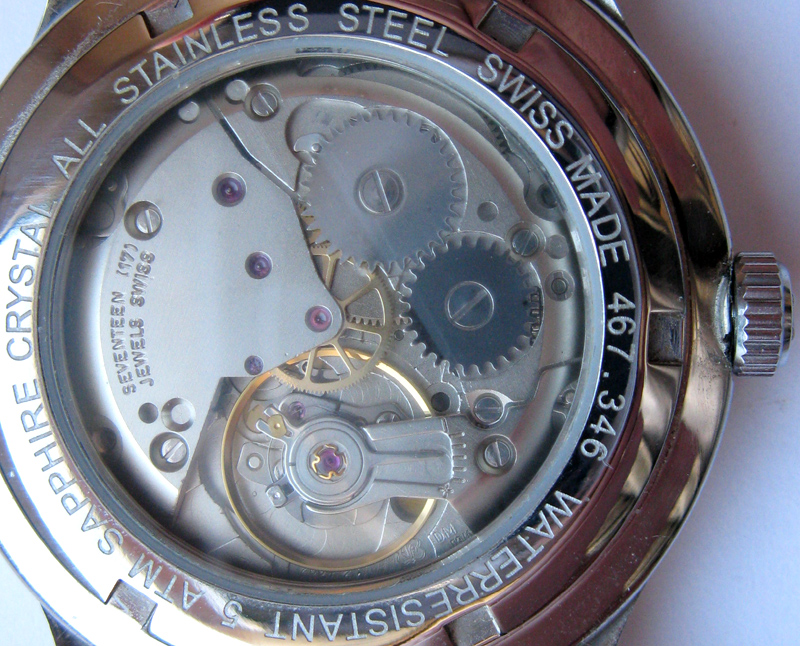 Makszy s view on horology - Accuracy and Development - www.mechanikus.hu -  ETA 2804. 7c9d4a3a14