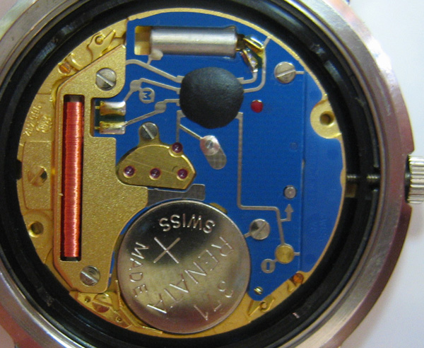 Makszy s view on horology - Accuracy and Development - www.mechanikus.hu -  ETA 955412. eec4a79b53