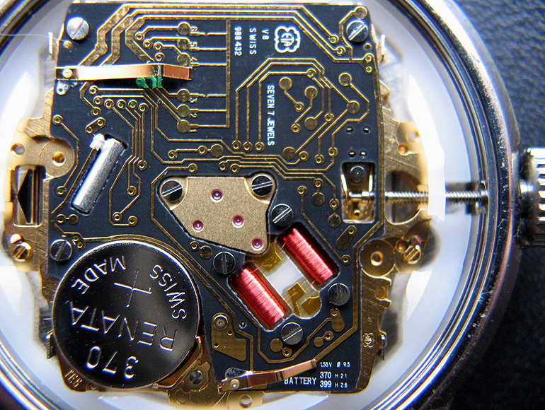 Makszy s view on horology - Accuracy and Development - www.mechanikus.hu -  ETA 988431-332. e5baa3d379