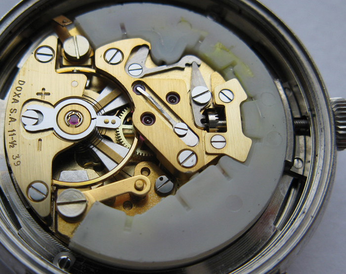 Makszy s view on horology - Accuracy and Development - www.mechanikus.hu -  Landeron 4750. 8cbbde1222