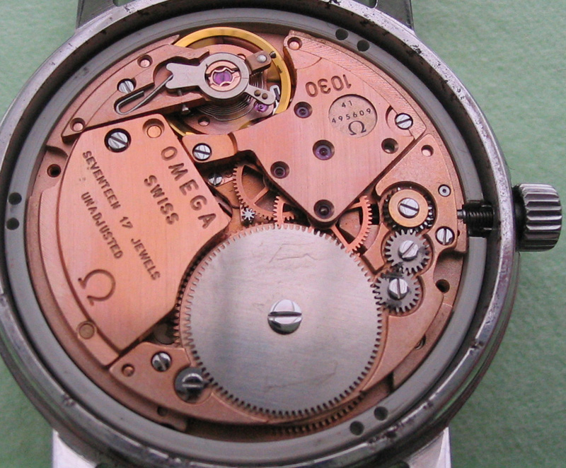 Makszy s view on horology - Accuracy and Development - www.mechanikus.hu -  Omega 1030. 883d41113e