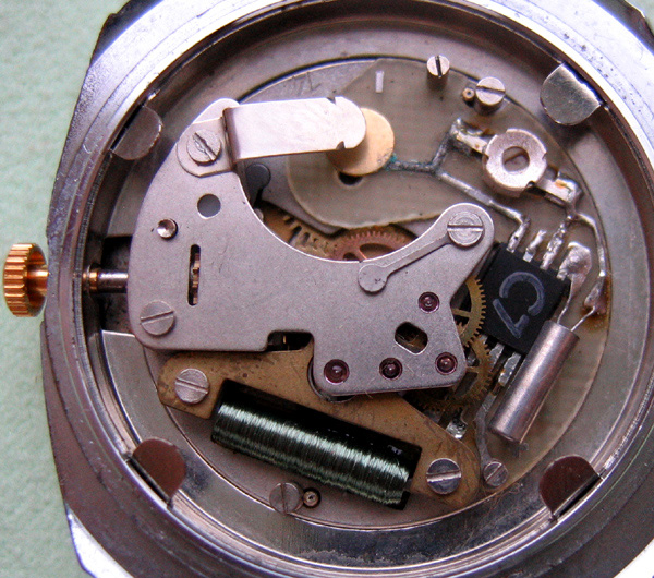 Makszy s view on horology - Accuracy and Development - www.mechanikus.hu -  Ruhla Quartz caliber. 482d920895